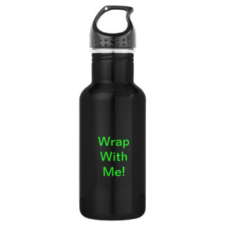 Wrap With Me! Water Bottle