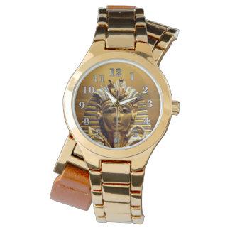 Wraparound Watch de rey Tut Women's Reloj De Mano