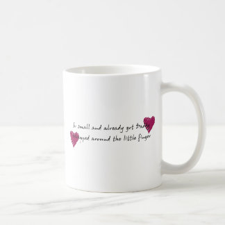 Wrapped around the Finger Coffee Mug