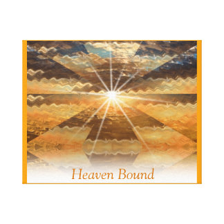 Wrapped Canvas - Heaven Bound Gallery Wrapped Canvas