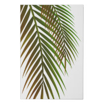 Wrapped Canvas Palms Print