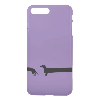 Wrapped Dachshund iPhone7 case