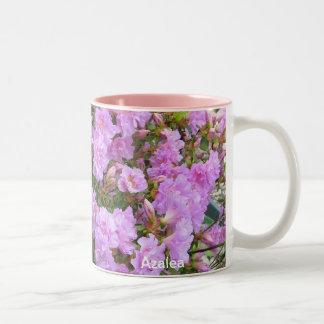 Wrapped in Azaleas Mug