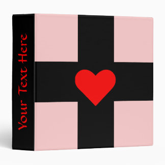 Wrapped In Love Customizable Binder