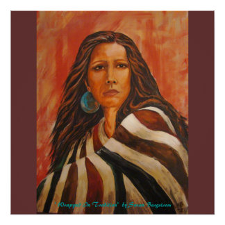 """"""" Wrapped In Tradition""""  by Susan Ber... Print"""