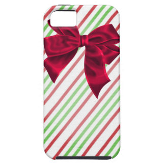 Wrapped with Red Bow iPhone 5 Covers