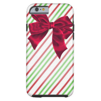 Wrapped with Red Bow iPhone 6 Case