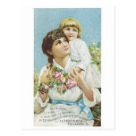 Wrappers Dobbins Electric Soap Postcard