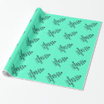 [Crown] keep calm and love mrs. kepenyan's class  Wrapping paper