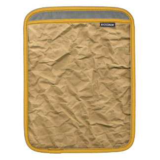 wrapping paper texture sleeve for iPads