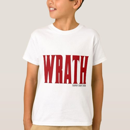 Wrath Logo T_Shirt
