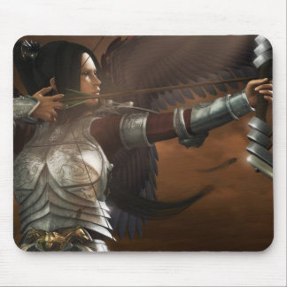 Wrath of Heaven Mouse Pad