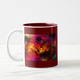 Wrath Two-Tone Coffee Mug