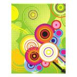 Wrawr Circles Full Color Flyer