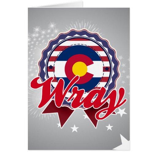Wray, CO Felicitaciones