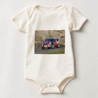WRC Rally Car Baby Bodysuit