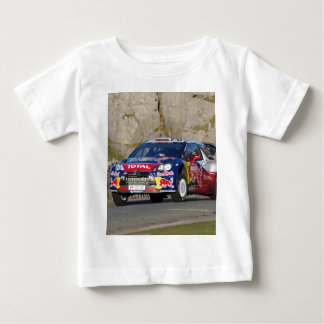 WRC Rally Car Cover T Shirt
