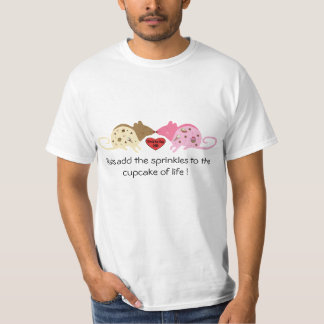 WRD 2011 Rats are sprinkles  Shirt