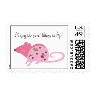 WRD 2011 Sweet Things Postage