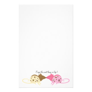 WRD 2011 Sweet Things Stationery