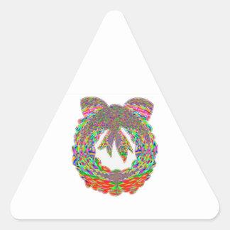 Wreath Diamond Jewel Pattern by Navin Stickers