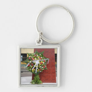 Wreath for Rizal Keychain