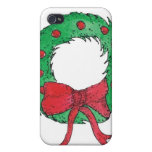 Wreath iPhone Case Cases For iPhone 4