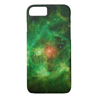 Wreath Nebula deep space universe picture iPhone 7 Case