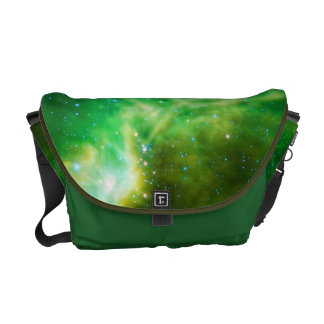Wreath Nebula in our awesome Milky Way Courier Bags