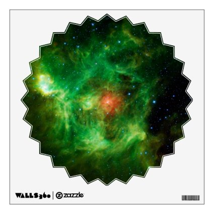 Wreath Nebula in our awesome Milky Way Wall Skin