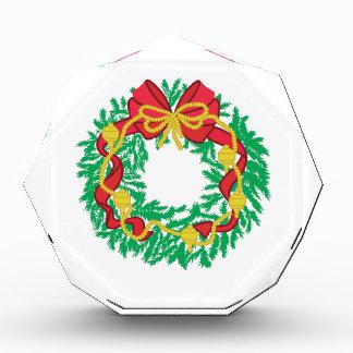 Wreath Ornament Awards