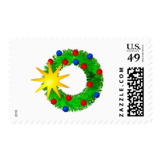 Wreath Stamps