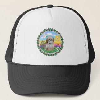 Wreath - Shih Tzu 17 Trucker Hat