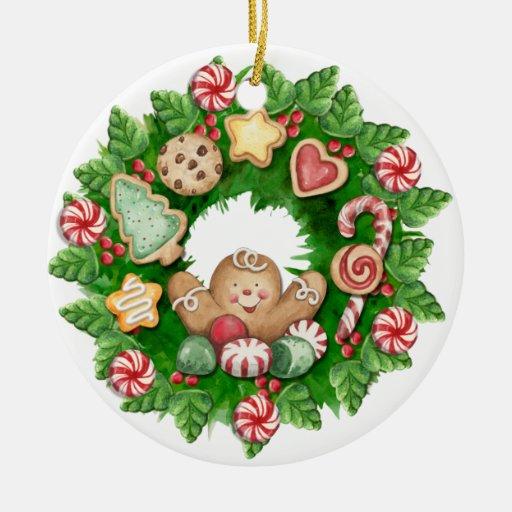 Wreath - SRF Ornament