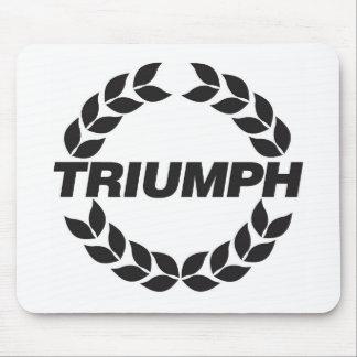 Wreath Triumph Logo Mousepad