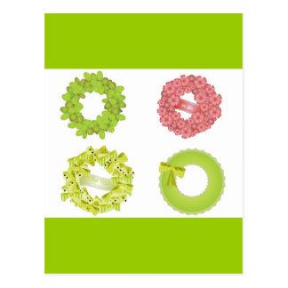 wreath-vector-10021501-large tarjeta postal