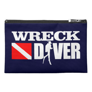Wreck Diver 2 Travel Accessories Bags