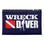 Wreck Diver 2 Travel Accessory Bags