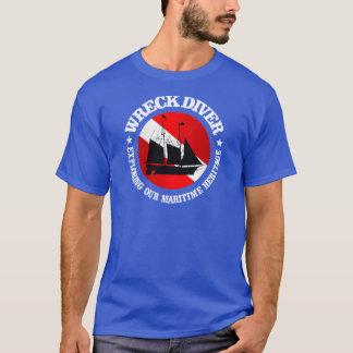 Wreck Diver (Ship)(r) T-Shirt