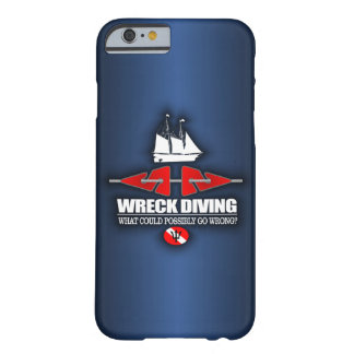 Wreck Diving (What Could Go Wrong) iphone6 Cases