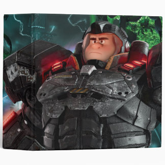 Wreck it Ralph 1 3 Ring Binder