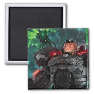 Wreck it Ralph 1 2 Inch Square Magnet