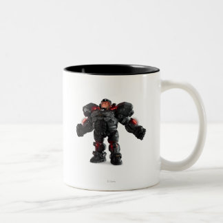 Wreck it Ralph 1 Two-Tone Coffee Mug