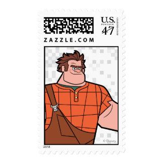 Wreck-It Ralph 2 Postage Stamp