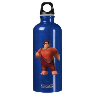 Wreck-It Ralph 3 Aluminum Water Bottle
