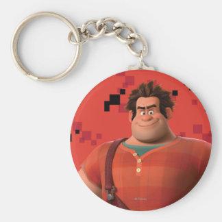 Wreck-It Ralph 3 Key Chains