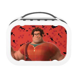 Wreck-It Ralph 3 Lunchbox