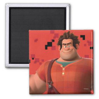 Wreck-It Ralph 3 Fridge Magnets