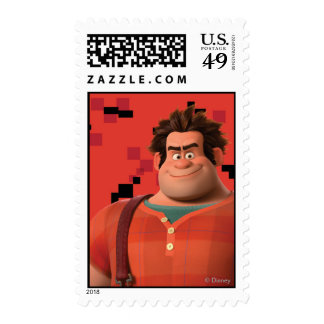 Wreck-It Ralph 3 Postage