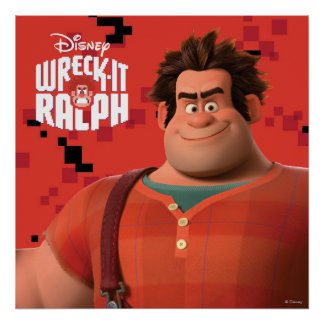 Wreck-It Ralph 3 Posters